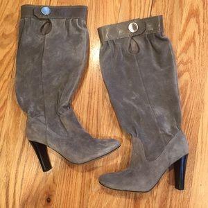 Michael Koran's High Boots